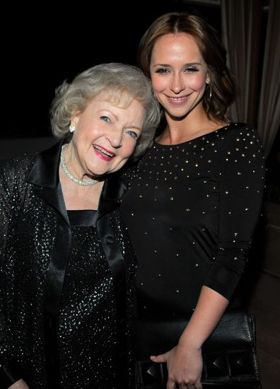 Betty White, Jennifer Love Hewitt