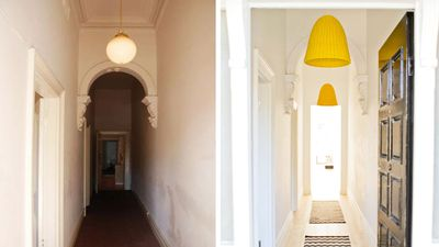Hallway | Before and After