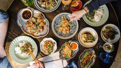 Long Chim feast