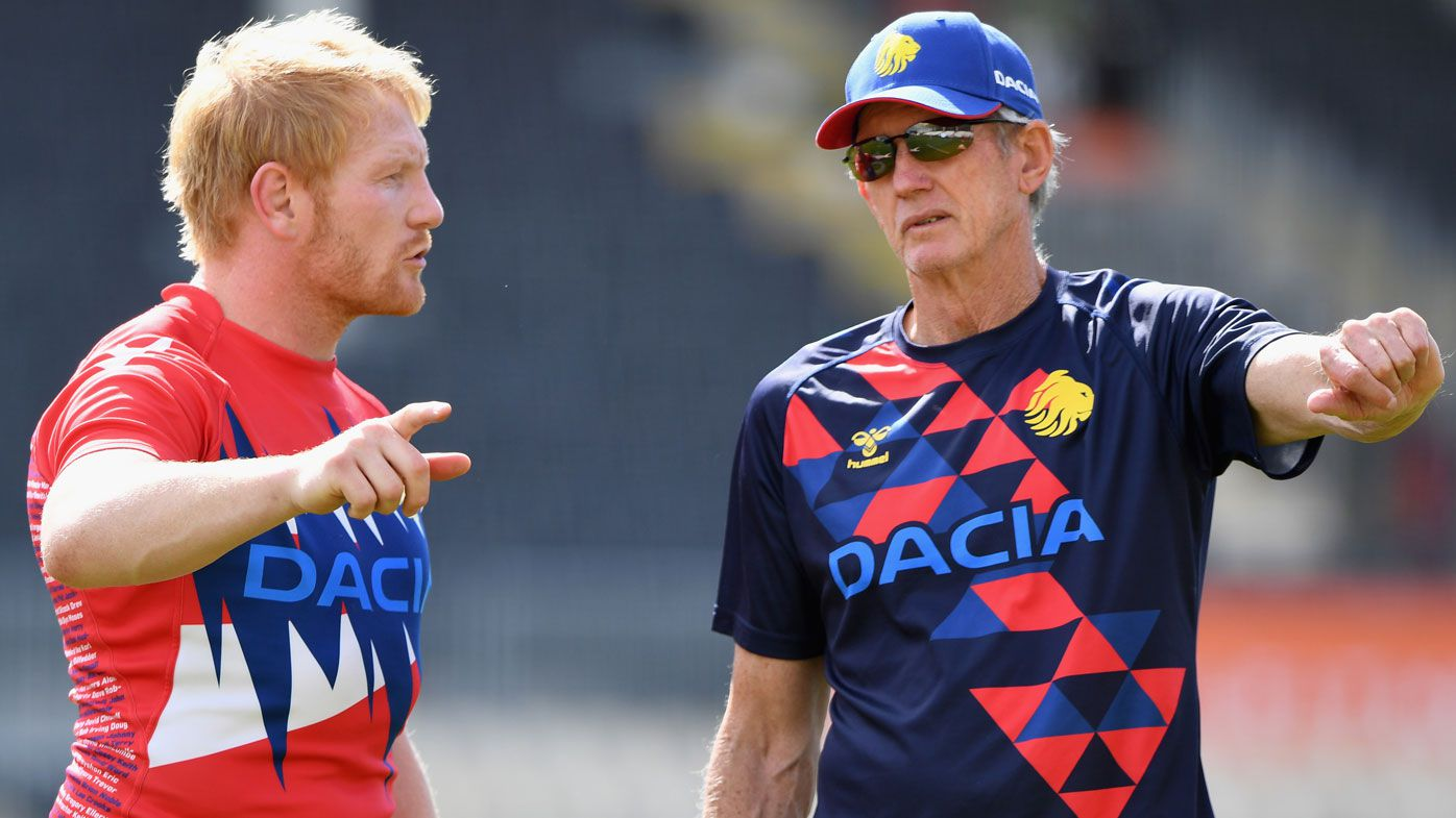 Wayne Bennett facing the axe as England/GB coach after disastrous Lions tour