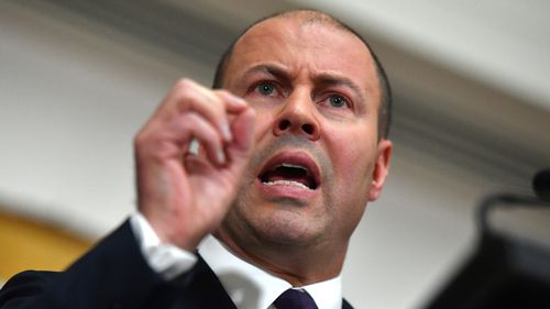 190412 Federal election 2019 Josh Frydenberg Treasury Labor tax policies costings