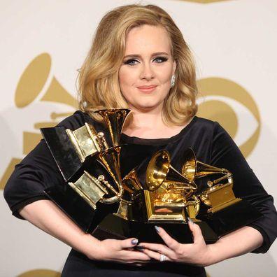 Adele in 2012.