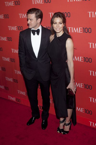 The power couple attended the 2013 Ninth Annual Time 100 Gala in New York.