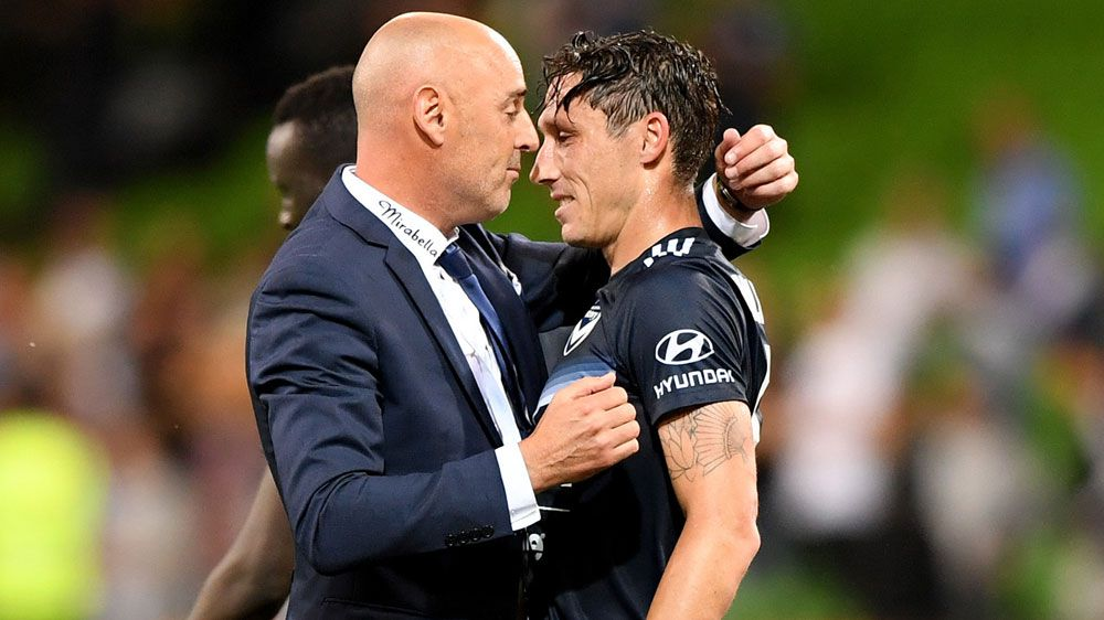 Milligan gives Melbourne Victory A-League derby delight