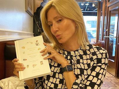 Crown Princess Marie-Chantal of Greece is a fashion designer