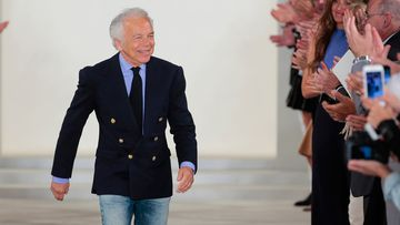 Ralph Lauren. (Getty Images)
