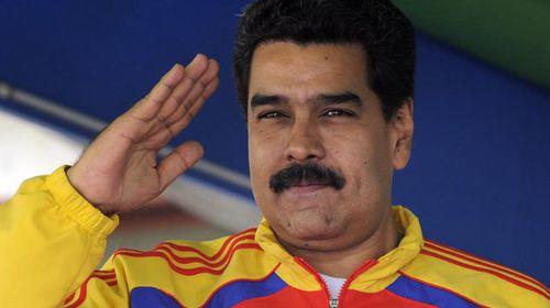 Nicolas Maduro. (Getty)