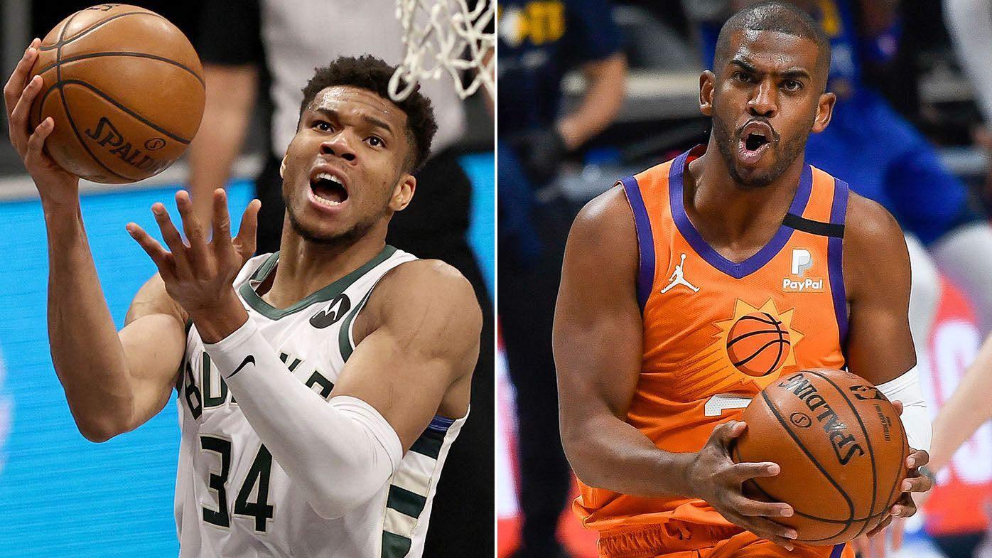 NBA Finals 2021: The cases for Phoenix Suns, Milwaukee Bucks, winning championship