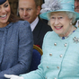 Kate's secret meeting with Queen Elizabeth