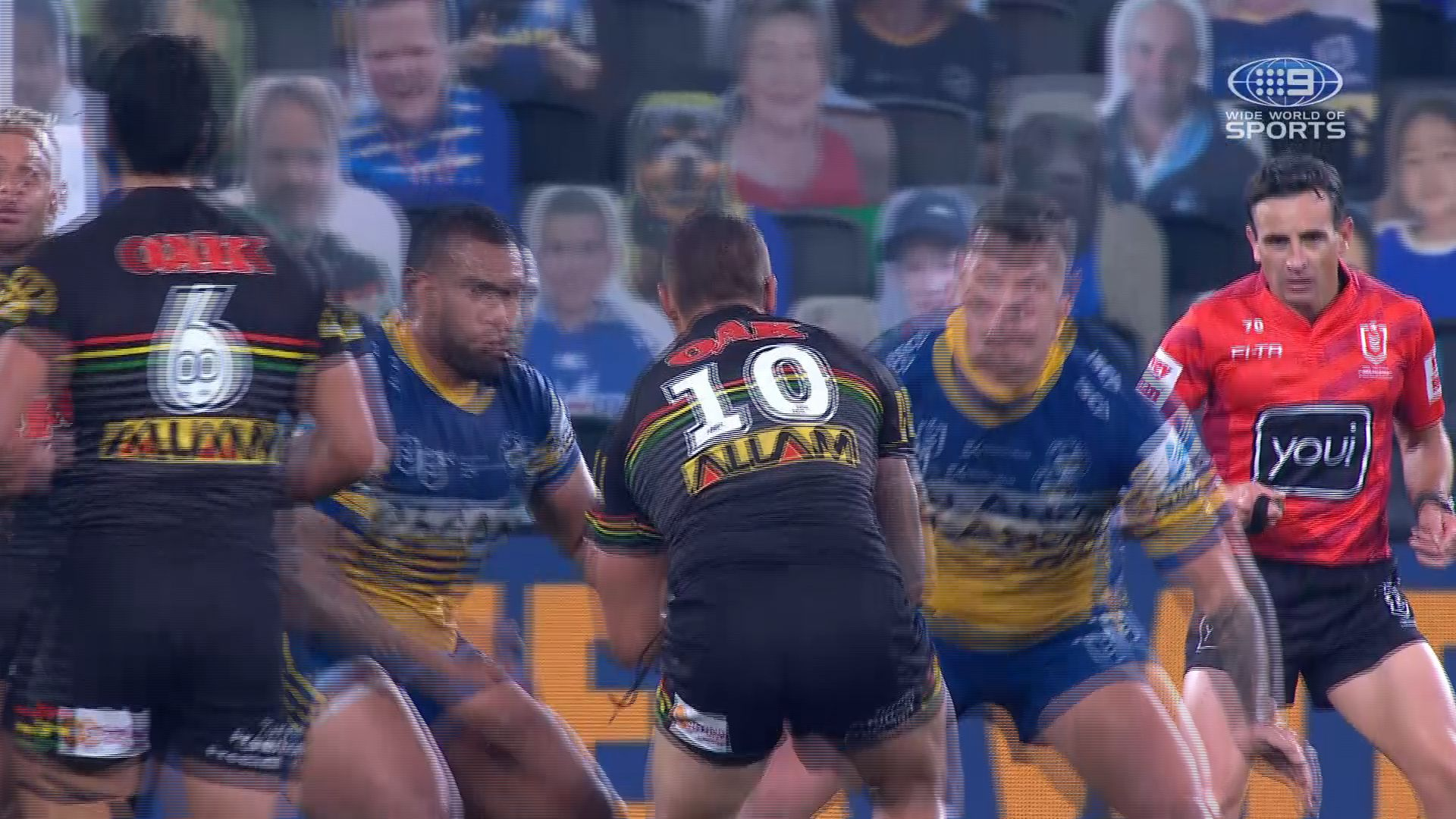 Parramatta Eels react to reports that Junior Paulo will miss out on NRL pre-season for boxing preparation