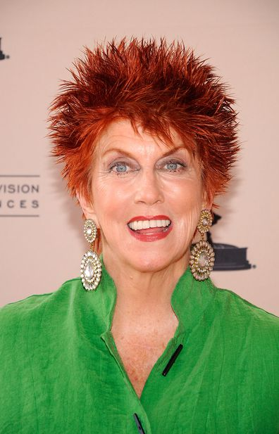 Marcia Wallace at Leonard H. Goldenson Theatre on June 1, 2010 in North Hollywood, California.
