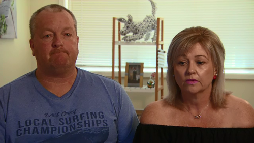 Craig and Kathy Watt claim they received advice from an AMP advisor that led to Craig losing his disability insurance.