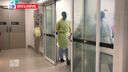 Inside the negative pressure chambers where contagious coronavirus patients are being treated