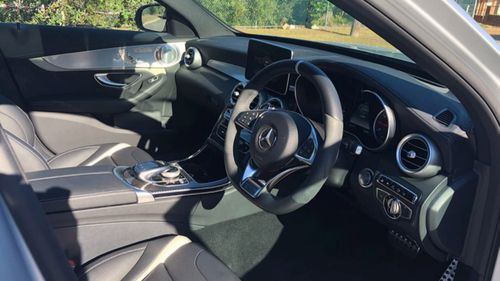 The car had been advertised privately on the resale website CarSales.com.au. Picture: Supplied.