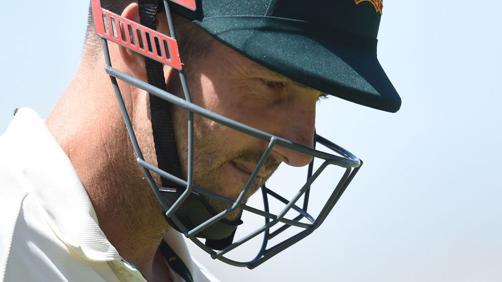 Shaun Marsh has been ruled out of the Boxing Day Test. (AAP)