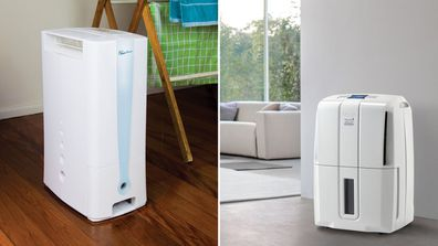 Dehumidifiers to suit every room in the home