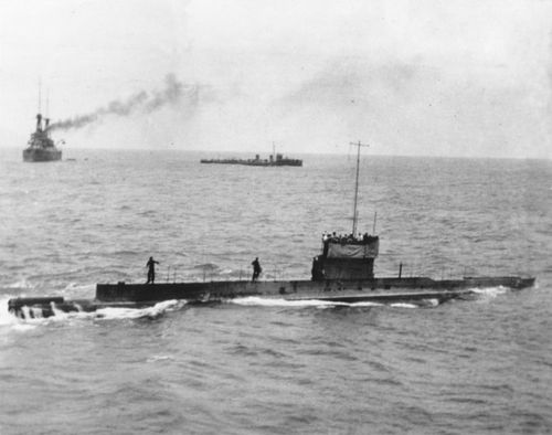 The HMAS AE1 went down on September 14, 1914, off the coast of Papua New Guinea.