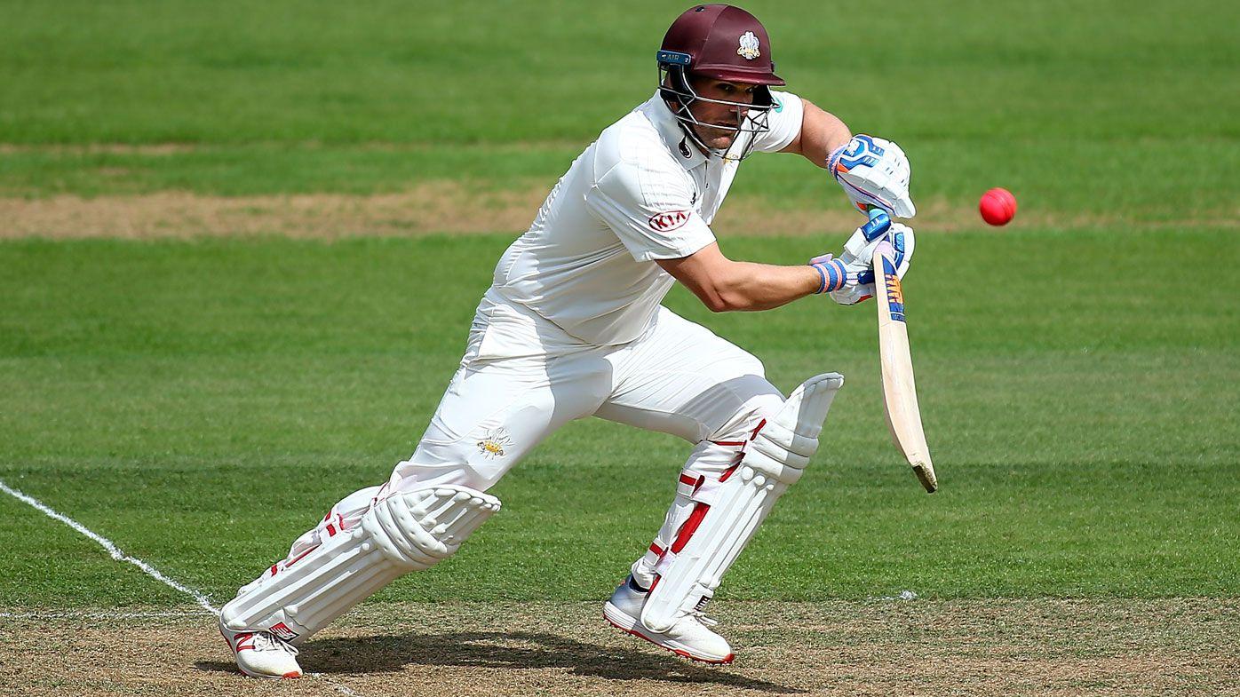Cricket: Aaron Finch named in Australian Test squad ahead of Pakistan series