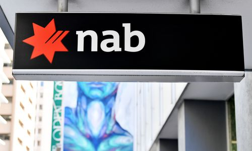 NAB has made the first round of job cuts as part of a new plan.