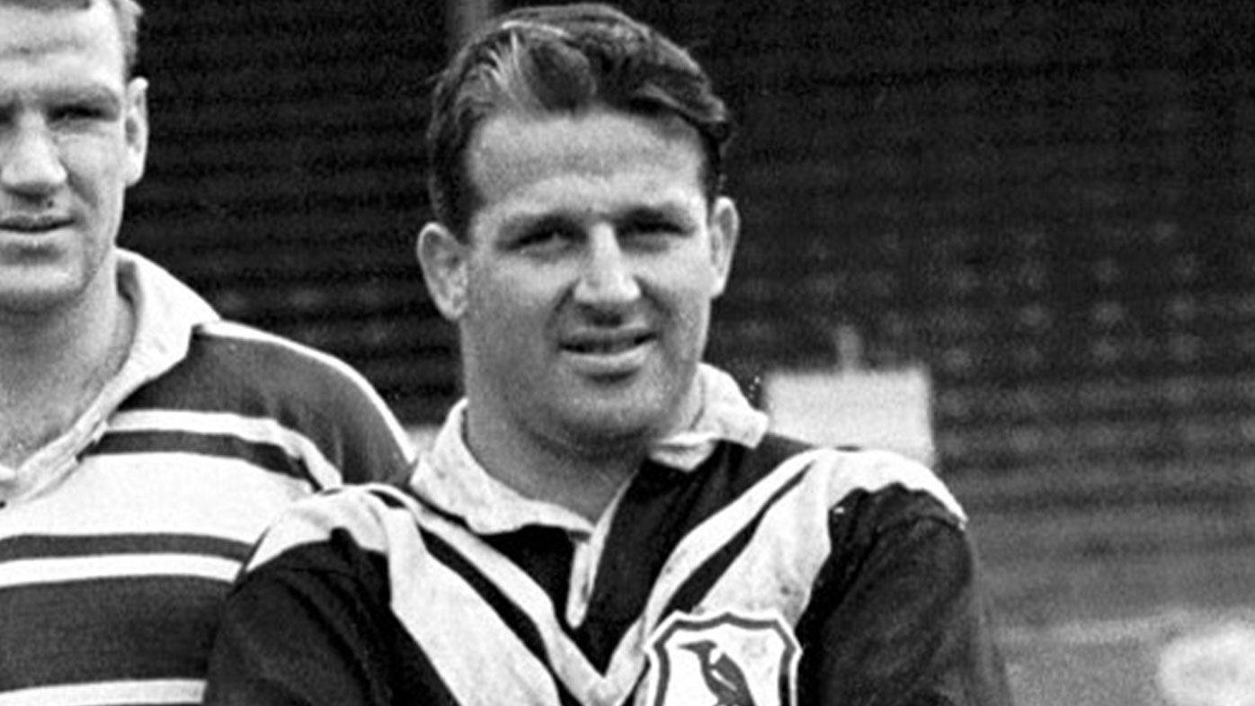 Rugby league legend Noel Kelly dies aged 84