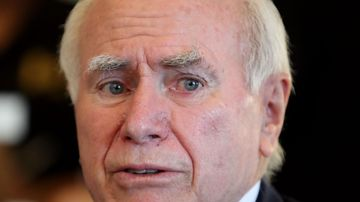 Barnaby Joyce calls for John Howard to 'solve crisis'