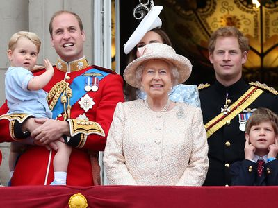 Prince George's twinning moment, 2015