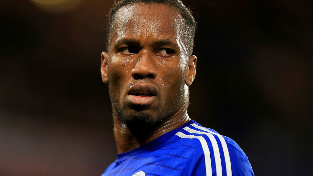 Didier Drogba was happy with the findings of an inversigation. (AAP)