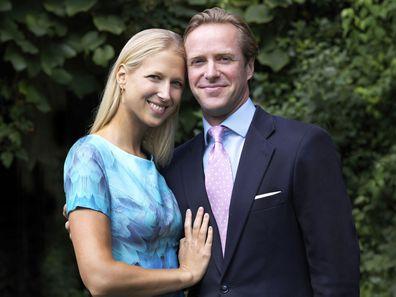 Royal wedding of Lady Gabriella Windsor