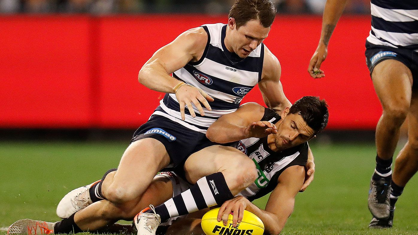 Scott Pendlebury, Patrick Dangerfield
