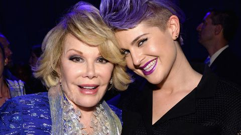 Guess who's replacing Joan Rivers on Fashion Police?