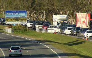 Prediction Queensland borders to reopen to NSW 'within weeks'