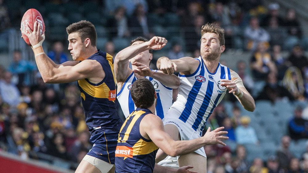 Eagles beat Roos to move into fifth