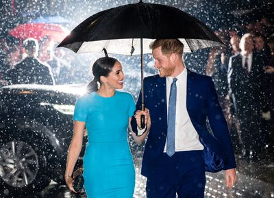 Harry and Meghan's 'farewell tour', March