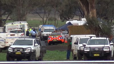 Lightning strike kills man near Dubbo