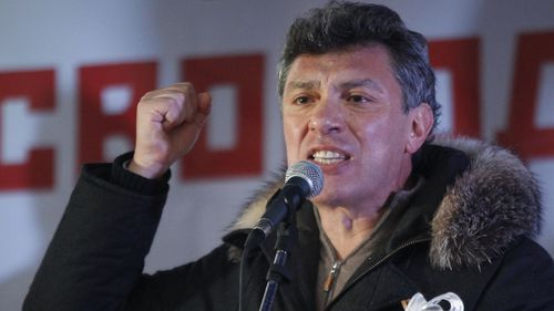 Russian opposition leader Boris Nemtsov was shot dead in Moscow. (AAP)