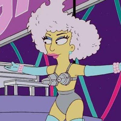 2012: Lisa Goes Gaga — Season 23, Episode 22