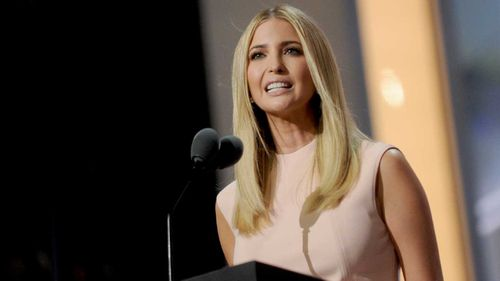 Ivanka Trump scorned for 'unpaid intern' tweet