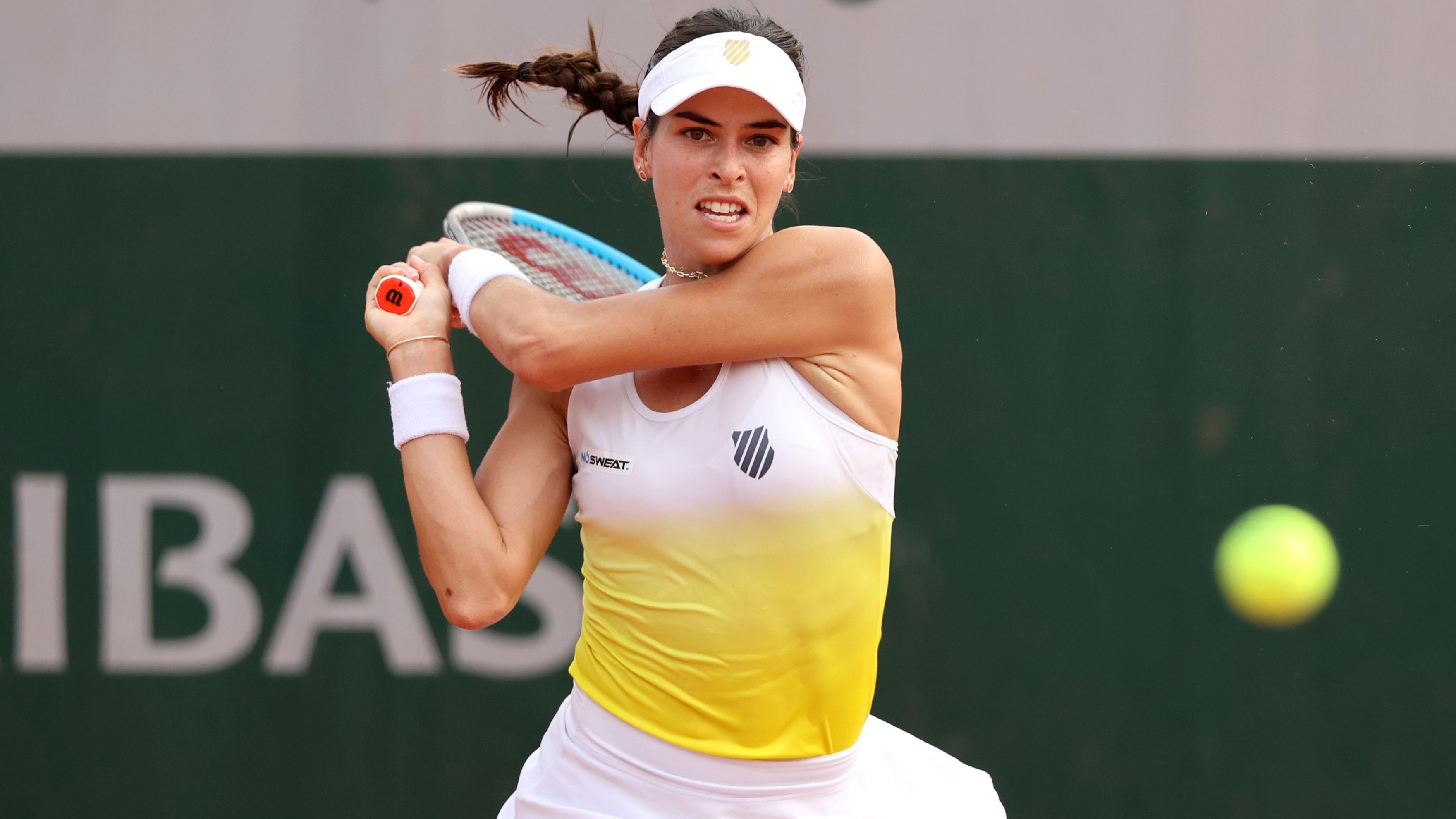 Australia's Alja Tomljanovic eliminated in second round at Roland Garros