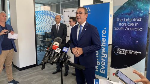 South Australia to launch own satellite into space