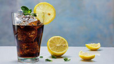 <strong>Less calories: Coca-Cola</strong>