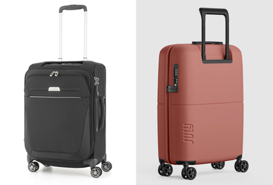 Samsonite lightweight carry-on luggage / July lightweight carry-on luggage