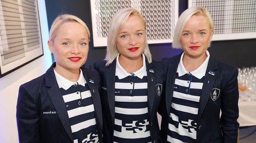 Estonian triplets heading to 2016 Rio Olympics together