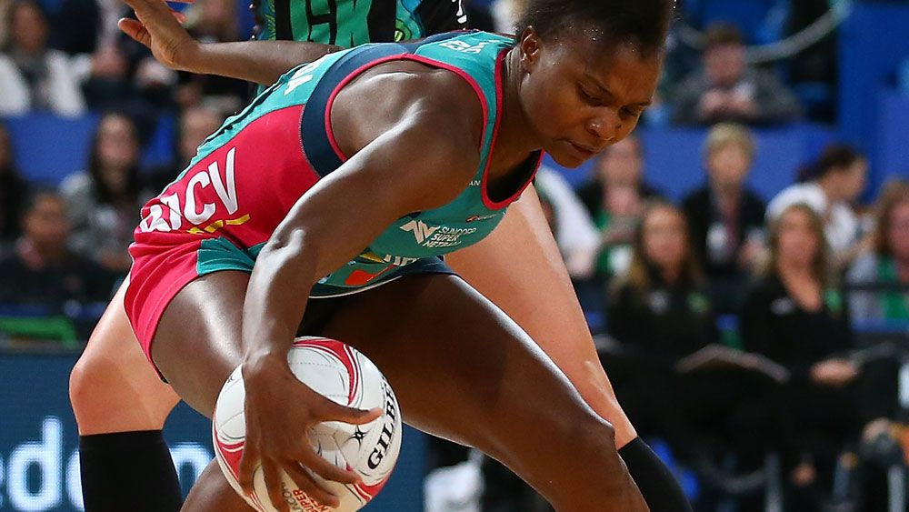Super Netball: Melbourne Vixens beat West Coast Fever win to seal top spot