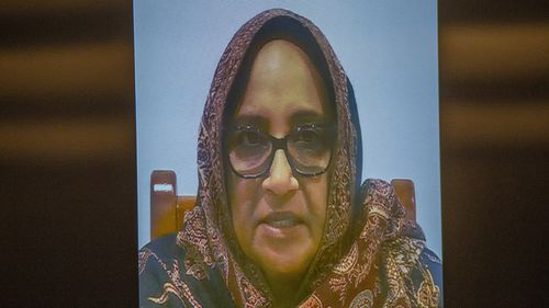 Saira Bibi Patel