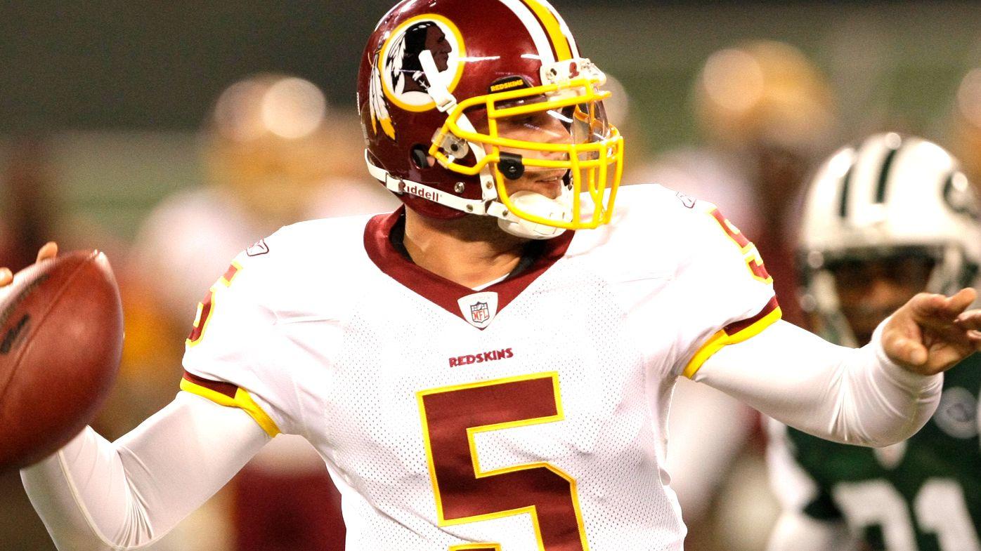 University of Hawaii quarterback star Colt Brennan dies at 37