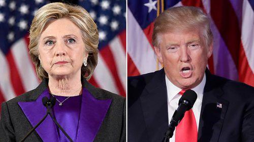 Hillary Clinton's popular vote lead over Donald Trump surpasses 2.5 million