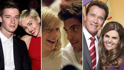 Stars who've been romantically linked to Kennedys