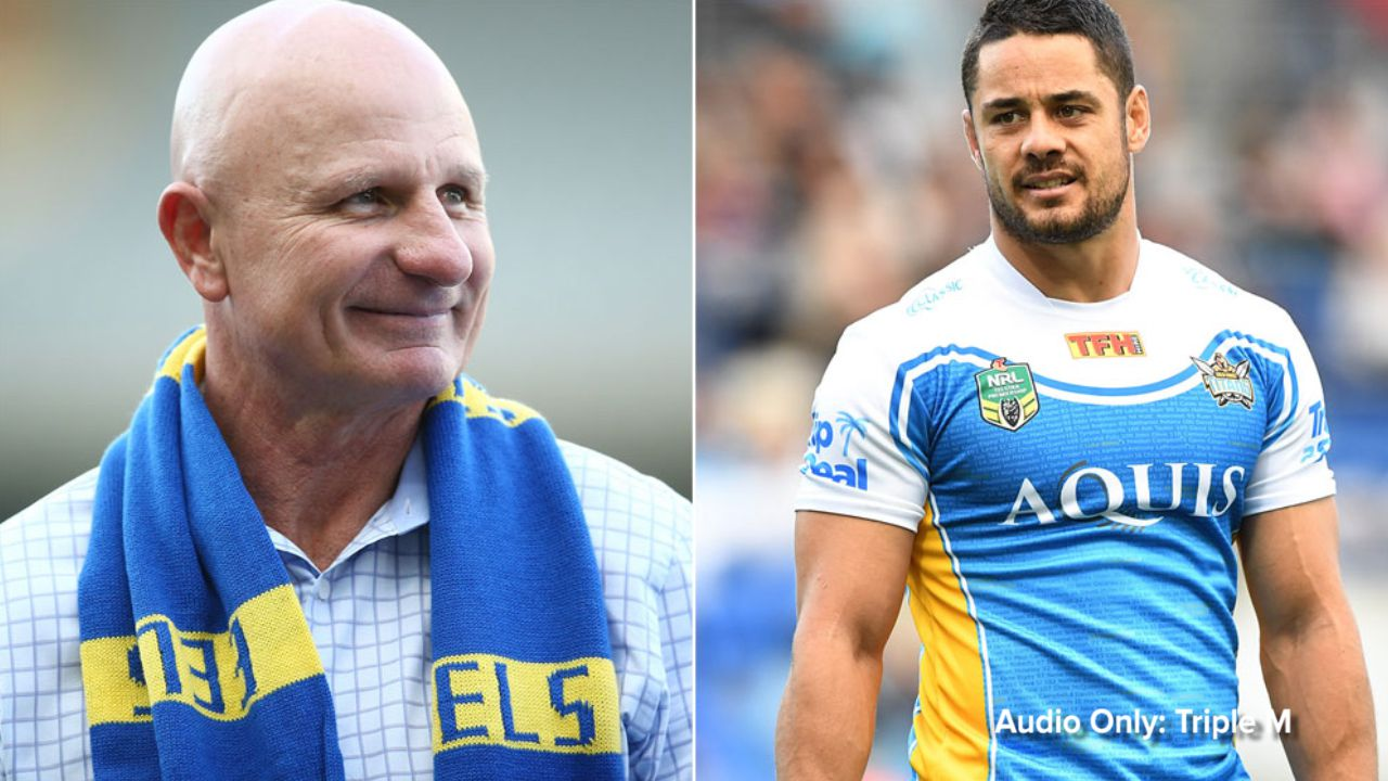 Sterling urges Eels to brush Hayne