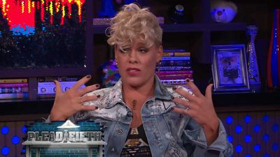 Pink says Christina Aguilera tried to punch her: 'She swung on me in a club'