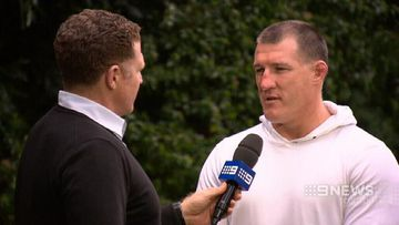 VIDEO: Paul Gallen in prime form to take on arch-enemy Cameron Smith